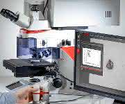 Materialanalyse: Mikroskop bietet integrierte chemische Analyse