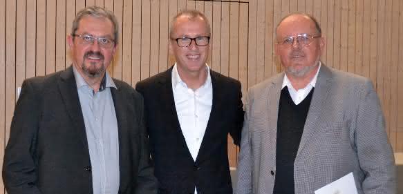 Steinmeyer verabschiedet Geschäftsführer in den Ruhestand
