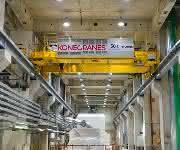 Konecranes Grosskraftwerk Mannheim