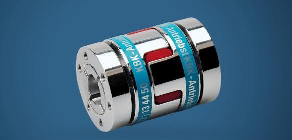 KBK-Elastomerkupplung