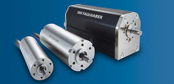 Faulhaber DC-Servomotor