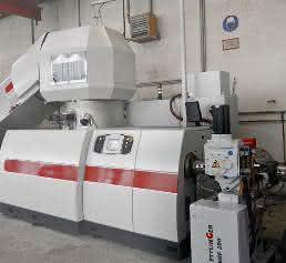 Hochleistungsschmelzefilter des Typs ERF 200 von Ettlinger