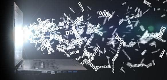 DDoS-Abwehr