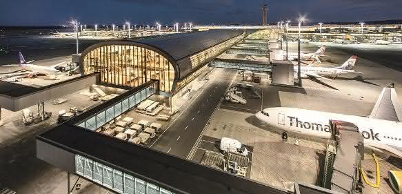 Flughafen Oslo