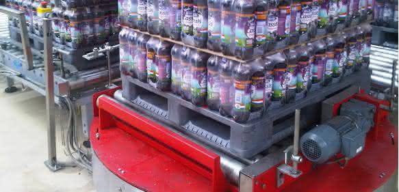 Cabka-IPS DPB Kunststoffpalette