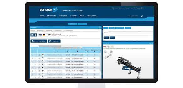 Online-Konfigurator Montageautomation