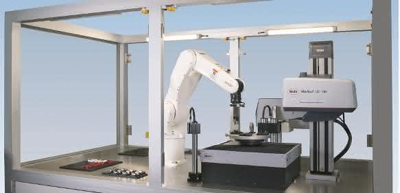 Smart Factory: Automatisierte CNC-Messplätze