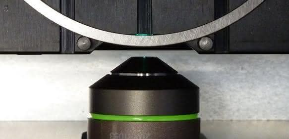 Berührungsloses Messverfahren für Kolbenringe