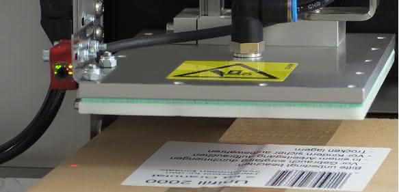 Bluhm Legi-Air 2050 Stempelplatte