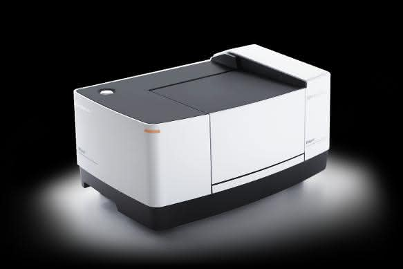 Spektralphotometer: FTIR: Funktional, platzsparend und leicht bedienbar