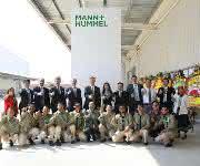 Mann+Hummel eröffnet Standort in Bekasi/Jakarta