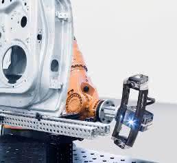 Automatisiertes 3D-Scannen