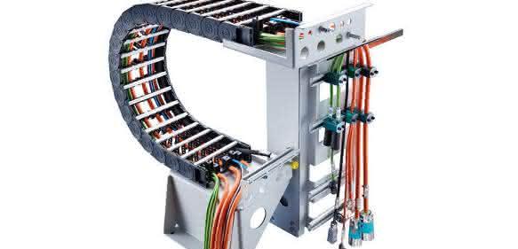 Tsubaki Kabelschlepp Energiekette