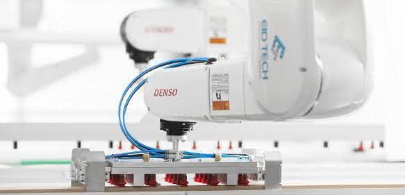 Mikrofabrik: Die ANT-Plant