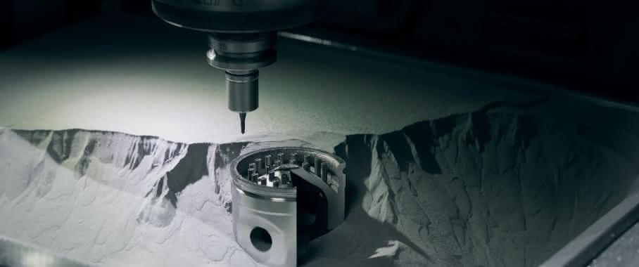 Additive Fertigung: Hybride Fertigung zum Abheben