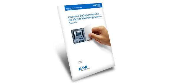 """White Paper """"Innovative Bedienkonzepte für die nächste Maschinengeneration"""""""