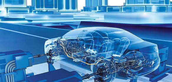 Simulation: Schneller zum autonomen Fahren