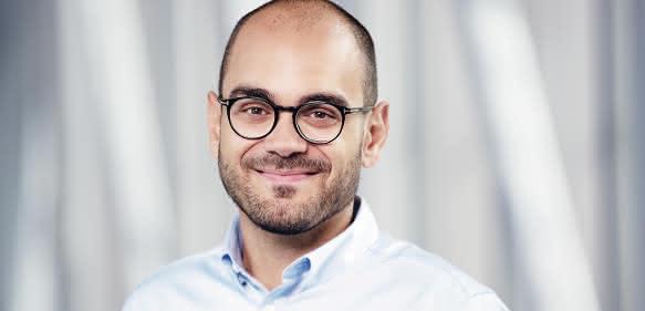 Preisträger Dr. Flavio Donato (Bild: Eppendorf)