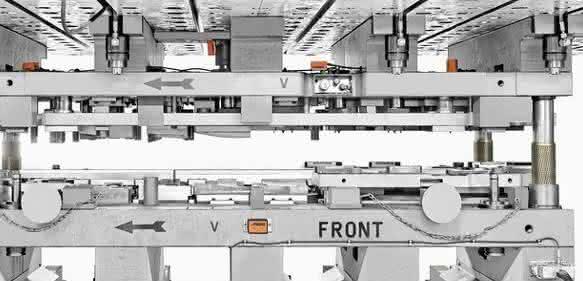 Überwachung von Gasdruckfedern: Überwachen im Presswerkzeug