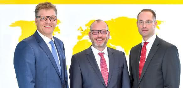 Neue Geschäftsführung der Turck Holding