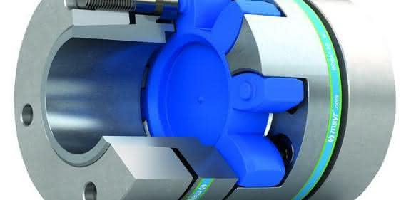 Elastomerkupplung