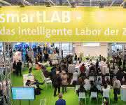Jetzt Anlaufstelle für nationale und internationale Delegationen: das SmartLab auf der Messe Hannover