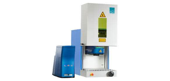 Anzeige - Produkt der Woche: Robustes, kosteneffizientes Faserlasersystem zum Einstieg in die Lasermaterialbearbeitung