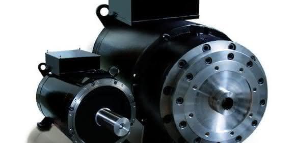 High-Torque-Motoren DST2