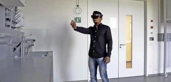 HoloLens-Technologie