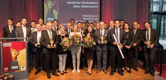 handling award Preisverleihung