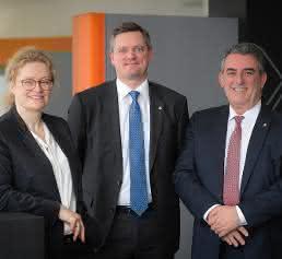 Vorstand der Weidmüller Gruppe