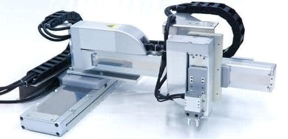IAI Kartesisches Robotersystem