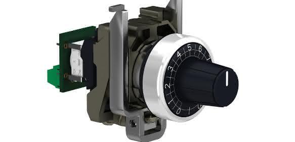 Schneider-Harmony-Potentiometer