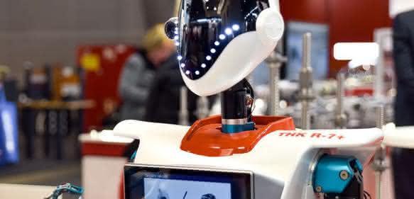 Roboter-Boom