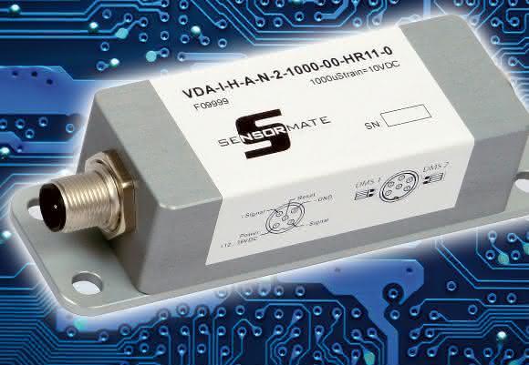 Der neue modular aufgebaute, variable Digitalverstärker VDA-I ersetzt mehrere ältere Verstärkertypen. (Bild: Gefran)