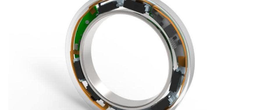 Spindellager mit integrierter Sensorik