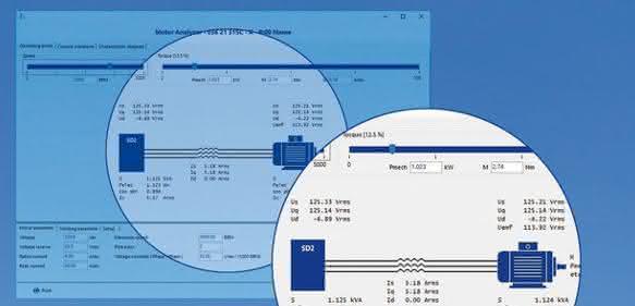 Parametrier- und Inbetriebnahme-Software drivemaster2