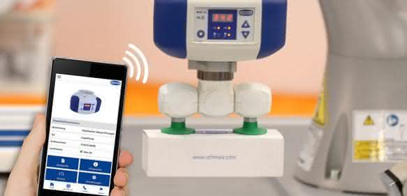 Schmalz-Smart Field Devices