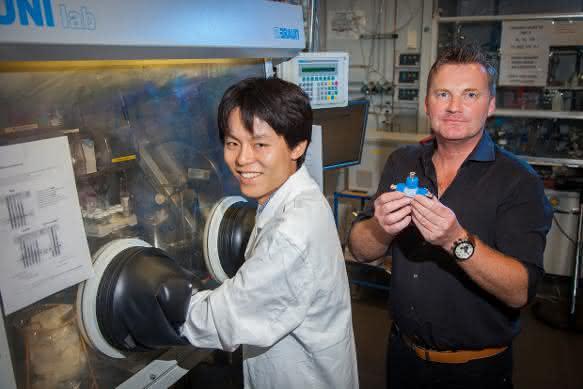 Hochleistungsbatterien: Alternativen zu problematischem Lithium