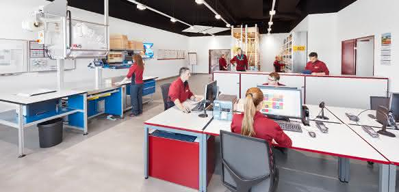 E+P Galliker Logistics Academy