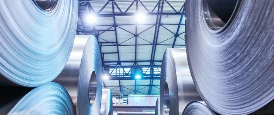 """Stahlhersteller: """"Thyssenkrupp Tata Steel"""""""