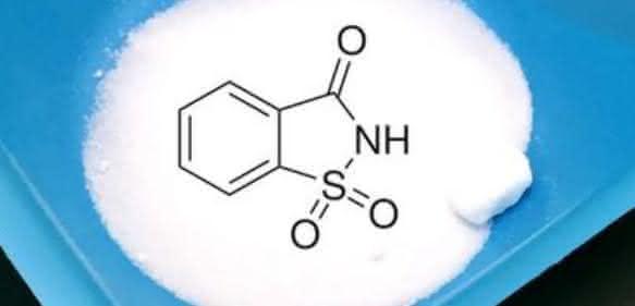 Süßstoff: Saccharin (Bild: DIfE)