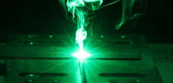 Laserstrahlschweißen