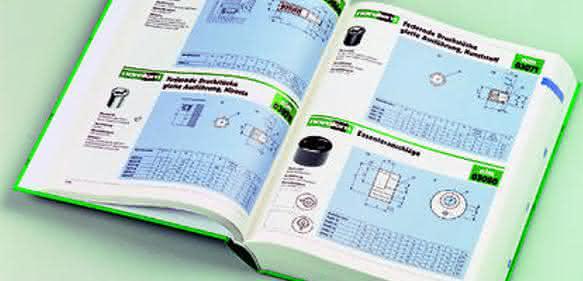 Normteile und Vorrichtungselemente: Den dicksten Katalog