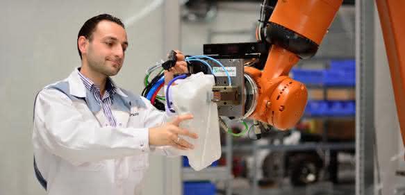 Sicherheitskonzept: Schwerlast-Roboter kommen ins Team