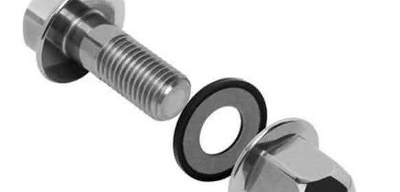 Hygienische Schrauben: Keime unerwünscht