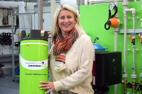 Neuer Standort in Bayern: EnviroFalk übernimmt Evoqua-Niederlassung