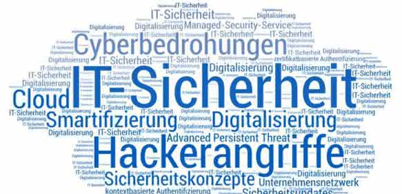 digitale Sicherheitsbedrohungen