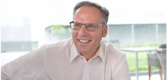 Franz Gruber, CEO Forcam