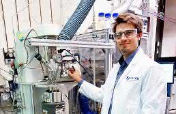 Energiewende: Wasserstoff in organischer Trägerflüssigkeit speichern